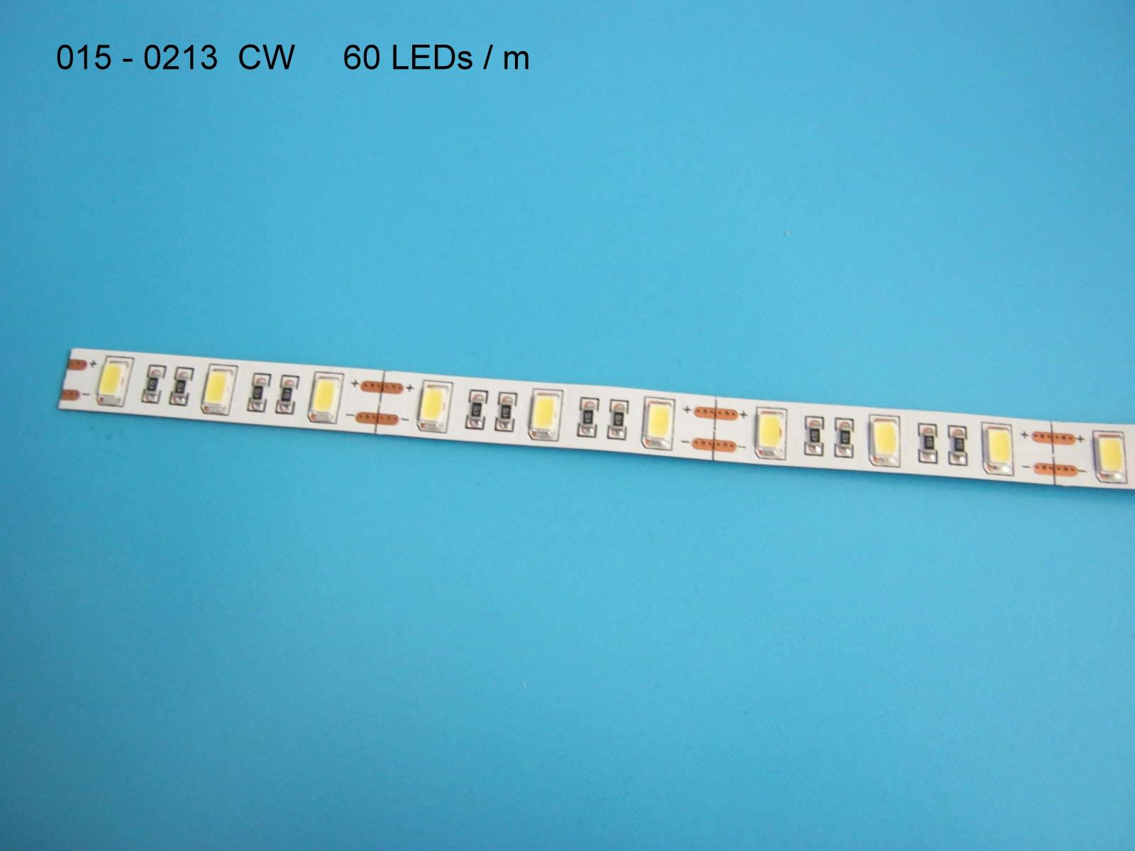 015 - 0213 CW – 60 LEDs / m